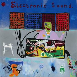 ジョージ・ハリスン - 電子音楽の世界