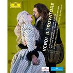 アンナ・ネトレプコ - ヴェルディ: 歌劇『トロヴァトーレ』(全曲)[Blu-ray]