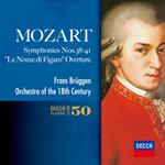フランス・ブリュッヘン - モーツァルト:後期交響曲集