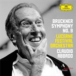 クラウディオ・アバド - ブルックナー:交響曲第9番