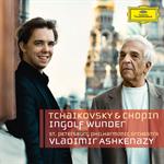 インゴルフ・ヴンダー - チャイコフスキー&ショパン:ピアノ協奏曲第1番