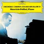 マウリツィオ・ポリーニ - ショパン:12の練習曲 作品10&25