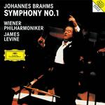 ジェイムズ・レヴァイン - ブラームス:交響曲第1番