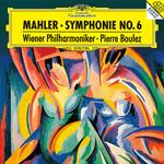 ピエール・ブーレーズ - マーラー:交響曲第6番《悲劇的》