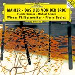 ピエール・ブーレーズ - マーラー:交響曲《大地の歌》