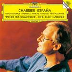 ジョン・エリオット・ガーディナー - 狂詩曲《スペイン》~シャブリエ管弦楽曲集