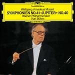 カール・ベーム - モーツァルト:交響曲第40番、第41番《ジュピター》、他