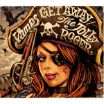 VAMPS - GET AWAY / THE JOLLY ROGER[通常盤]