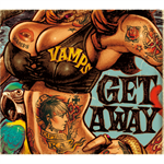 VAMPS - GET AWAY / THE JOLLY ROGER[初回限定盤A]