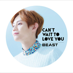 BEAST - CAN'T WAIT TO LOVE YOU  ヨソプ ver.