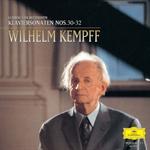 ヴィルヘルム・ケンプ - ベートーヴェン:ピアノ・ソナタ第30・31・32番