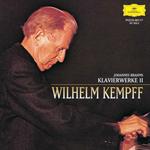 ヴィルヘルム・ケンプ - ブラームス:ピアノ名演集 2