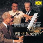 ヴィルヘルム・ケンプ - ベートーヴェン:大公・街の歌