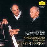 ヴィルヘルム・ケンプ - シューマン:ピアノ協奏曲集