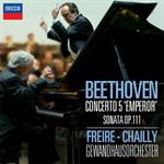 ネルソン・フレイレ - ベートーヴェン:ピアノ協奏曲第5番《皇帝》、ピアノ・ソナタ第32番