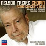 ネルソン・フレイレ - ショパン:ピアノ協奏曲第2番 他