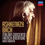 ヴラディーミル・アシュケナージ - J.S.バッハ:イタリア協奏曲、フランス風序曲 他