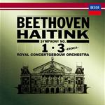 ベルナルト・ハイティンク - ベートーヴェン:交響曲第1番&第3番《英雄》