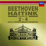 ベルナルト・ハイティンク - ベートーヴェン:交響曲第2番&第4番