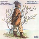 イツァーク・パールマン - ベートーヴェン:ヴァイオリン・ソナタ第4番・第5番《春》
