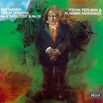 イツァーク・パールマン - ベートーヴェン:ヴァイオリン・ソナタ第9番《クロイツェル》・第10番