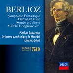 シャルル・デュトワ - ベルリオーズ:幻想交響曲、イタリアのハロルド 他