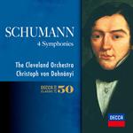 クリストフ・フォン・ドホナーニ - シューマン:交響曲全集