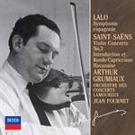 アルテュール・グリュミオー - ラロ:スペイン交響曲/サン=サ-ンス:ヴァイオリン協奏曲第3番 他