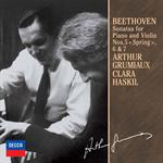 アルテュール・グリュミオー - ベ-ト-ヴェン:ヴァイオリン・ソナタ第5番《春》~7番