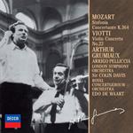 アルテュール・グリュミオー - モ-ツァルト:協奏交響曲K.364、ヴィオッティ:ヴァイオリン協奏曲第22番