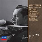 アルテュール・グリュミオー - ヴュ-タン:ヴァイオリン協奏曲第4番・第5番