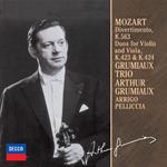 アルテュール・グリュミオー - モ-ツァルト:ディヴェルティメントK.563、二重奏曲第1番・第2番