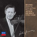 アルテュール・グリュミオー - ブラームス:ヴァイオリン・ソナタ第1番・第2番・第3番