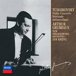 アルテュール・グリュミオー - チャイコフスキー:ヴァイオリン協奏曲、憂鬱なセレナード