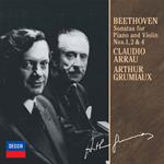 アルテュール・グリュミオー - ベートーヴェン:ヴァイオリン・ソナタ第1番・第2番・第4番