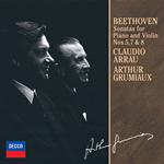 アルテュール・グリュミオー - ベートーヴェン:ヴァイオリン・ソナタ第5番《春》・第7番・第8番