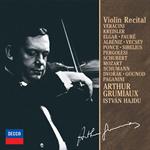 アルテュール・グリュミオー - 夢のあとに~ヴァイオリン・リサイタル3