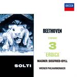 サー・ゲオルグ・ショルティ - ベートーヴェン:交響曲第3番《英雄》、ワーグナー:ジークフリート牧歌