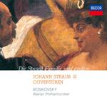 ヴィリー・ボスコフスキー - ヨハン・シュトラウス2世:オペレッタ序曲集