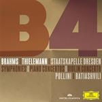 クリスティアン・ティーレマン - ブラームス:交響曲全集、協奏曲集