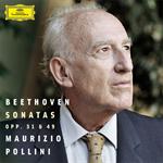 マウリツィオ・ポリーニ - ベートーヴェン:ピアノ・ソナタ第16番~第20番