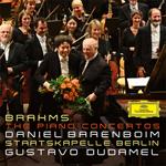 ダニエル・バレンボイム&グスターボ・ドゥダメル - ブラームス:ピアノ協奏曲第1番・第2番