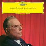 カール・ベーム - ブラームス:交響曲 第1番