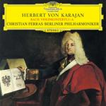 ヘルベルト・フォン・カラヤン - J.S.バッハ:ヴァイオリン協奏曲集、ブランデンブルク協奏曲第6番