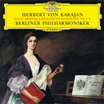 ヘルベルト・フォン・カラヤン - J.S.バッハ:ブランデンブルク協奏曲第1番-第4番