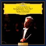 ヘルベルト・フォン・カラヤン - ベートーヴェン:交響曲 第5番《運命》 & 第7番