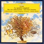 クレーメル、アバド - ヴィヴァルディ:協奏曲 《四季》