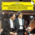 イツァーク・パールマン - モーツァルト:協奏交響曲・コンチェルトーネ