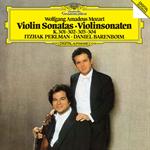 イツァーク・パールマン - モーツァルト:ヴァイオリン・ソナタ第25番-第28番