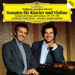 イツァーク・パールマン - モーツァルト:ヴァイオリン・ソナタ第34番-第36番